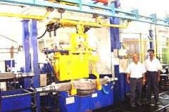 9-axis Machining Center