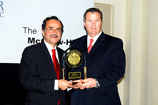"Jagdish Khattar Receives Prestigious J.D. Power and Associates ""Founder's Award"" for Distinguished Service in the Indian Automotive Industry"