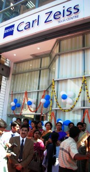 Carl Zeiss Technolology center inaugurated at Bangalore